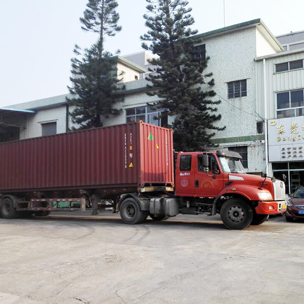 Shipping goods in Container after the CNY holiday